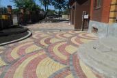 Старый город 4.5 тротуарная плитка купить в Украине